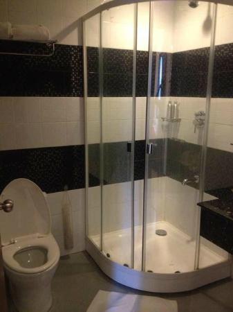 Hampstead Boutique Hotel Boracay : ванна
