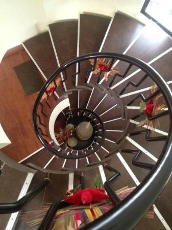 Hampstead Boutique Hotel Boracay : лестница
