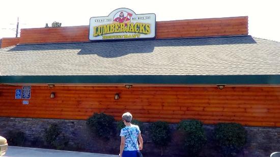 Lumberjack's: Lumberjacks Restaurant