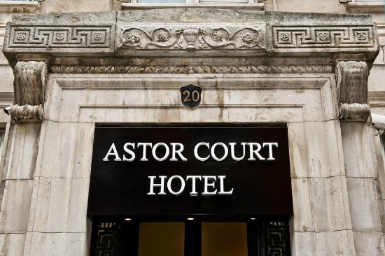 Astor Court Hotel: Hotel
