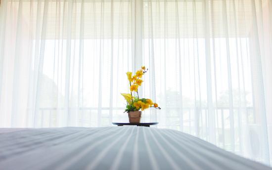 Pak Nam Pran, Tailândia: ห้องนอนสีฟ้า-เขียว