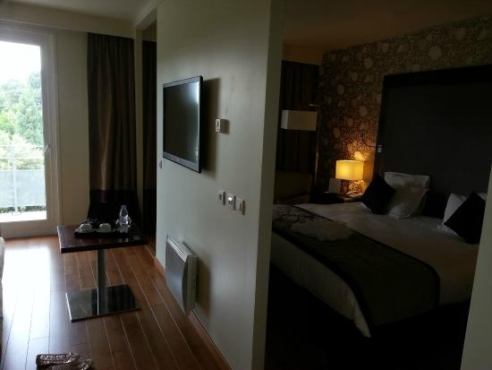 Crowne Plaza Paris - Charles de Gaulle: room