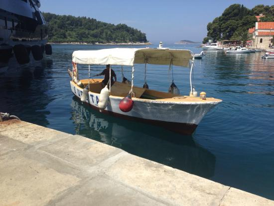 Adriana Cavtat Boat Tours: The smallest and oldest Adriana boat