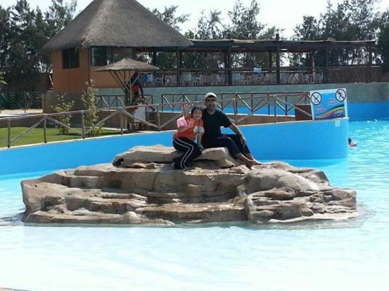 Aqua Park Qatar: aqua park