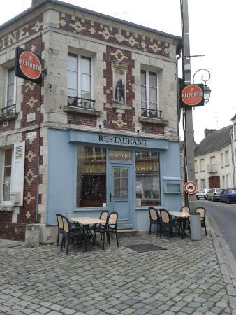 Le Saint Antoine Crepy En Valois Restaurantbeoordelingen
