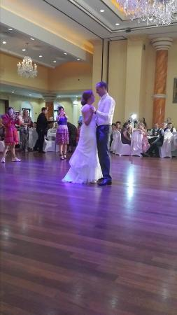 Tullyglass House Hotel: The best day of our lives,we chose the right place