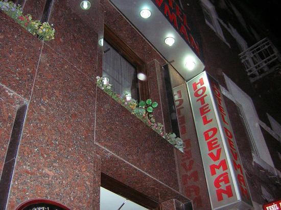 Devman Hotel : Отель