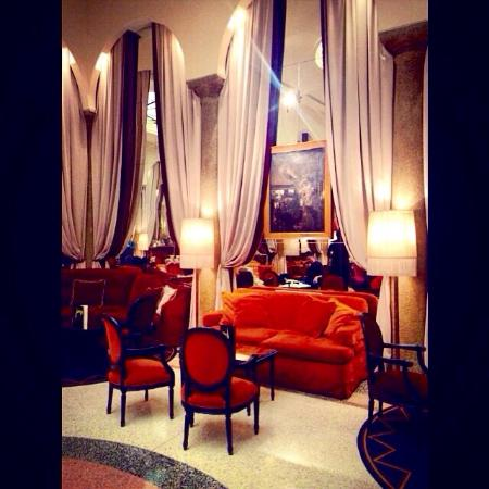 Gerr S Bar Picture Of Grand Hotel Et De Milan The Leading Hotels