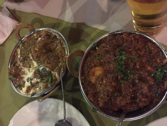 Ganesh Indian Restaurant: Recommend the lamb tikka masala