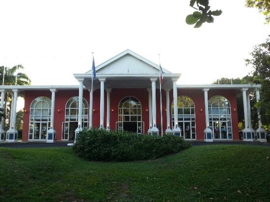 Résidence La Plantation & Spa: Belle grande résidence