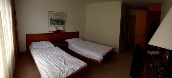 Hotel Le Cedre: Camera