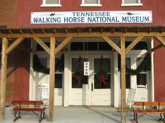 Tennessee Walking Horse National Museum