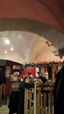 Spaghetti House- Knightsbridge: Ambientazione interna