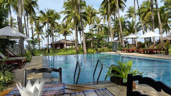 The Emerald Sea Resort : Pool