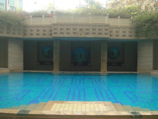 Foto De Hyderabad Marriott Hotel Convention Centre Hyderabad Pool Side Tripadvisor