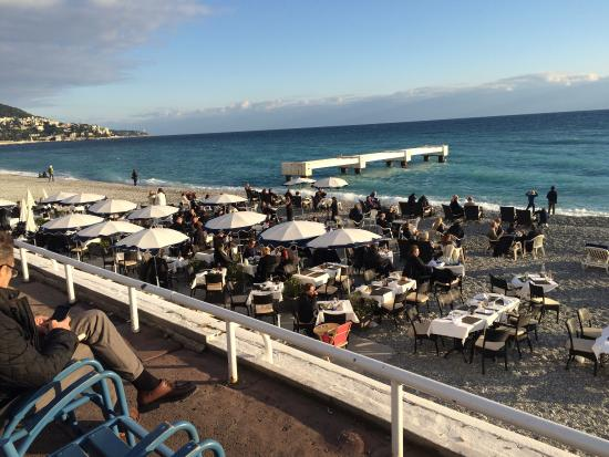 Lido Plage : Great view