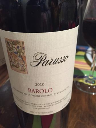 Pizzeria Picobello: Our most recent wine discovery at Picobello