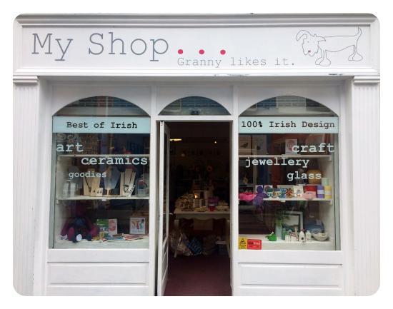 My Shop... Granny Likes It