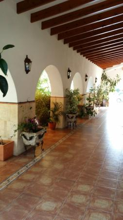 Hotel Tossal d'Altea: Entrée