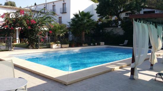 Hotel Tossal d'Altea: Piscine