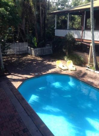 The Arts Factory Backpackers Lodge: pool