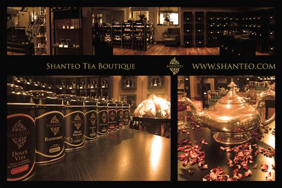‪Shanteo Tea Boutique‬