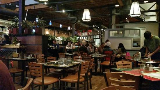 A Glimpse Of The Restaurant Picture Of Rio Grande Mexican