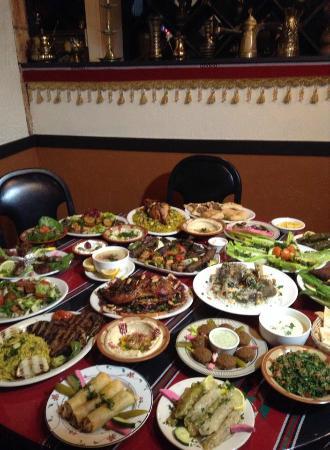 Shahrazad Mediterranean Restaurant