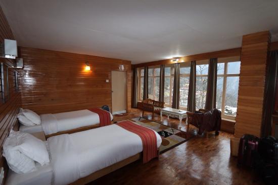 Huge comfortable room