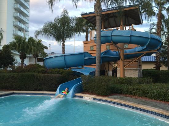 Crazy Lazy River Picture Of Hilton Orlando Orlando Tripadvisor