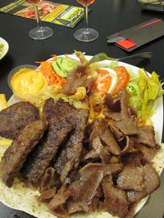 Duffelse Kebab