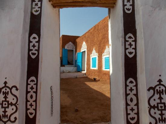 Oualata, מאוריטניה: OUALATA