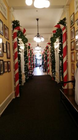 The Star: The hallway at Congress Hall