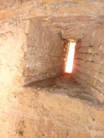 Fort Frederik: Detention cell