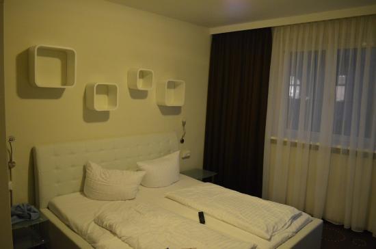 Novum Hotel Lichtburg am Kurfuerstendamm : номер стандарт
