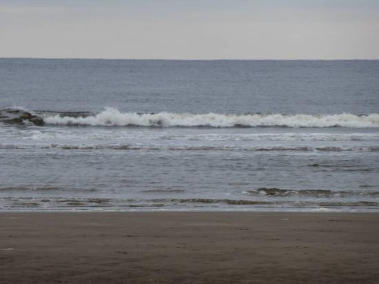 Lawrencetown, Canadá: Surf at Conrad's Beach, December 2014