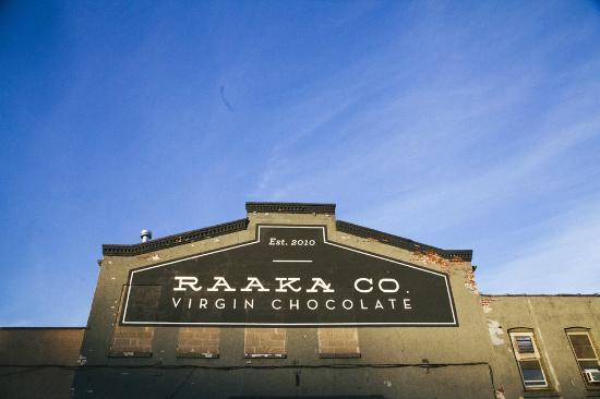 Raaka Chocolate