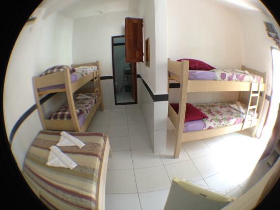 Hotel Pousada da Praia : Apartamento
