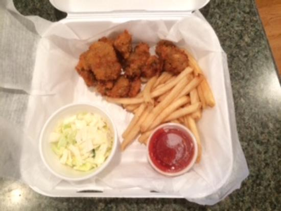 Hollywood's Restaurant & Bkry: Oyster Dinner