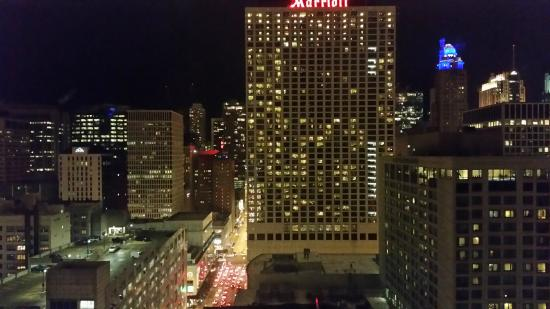 View From The Hilton Garden Inn Floor 22 Picture Of