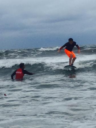 Gede Surfing