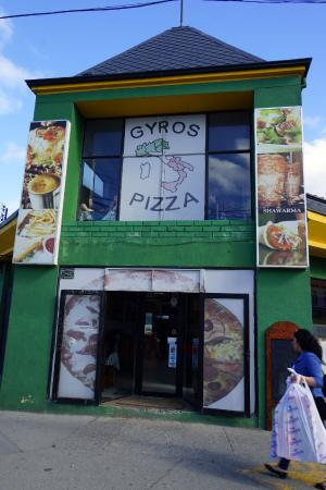 Gyro's Pizza