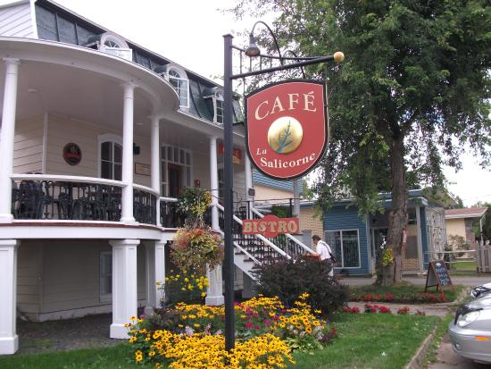 La Salicorne Cafe : Café La Salicorne, halte gourmande