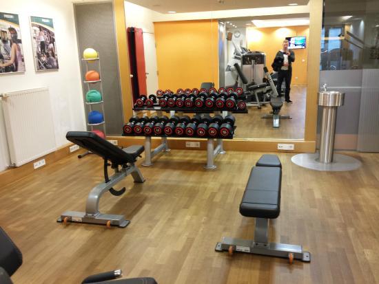Upgraded Gym And Spa Bild Von Hilton Vienna Wien Tripadvisor