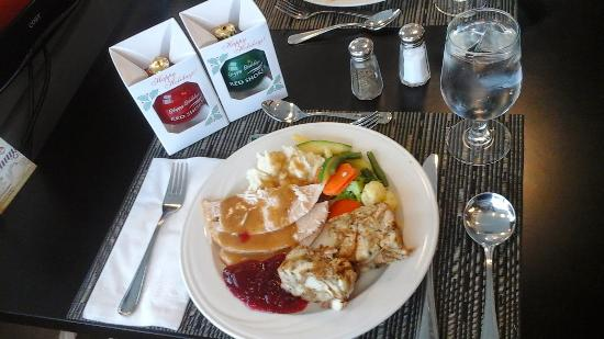 Top of the Park Restaurant: My Yummy Plate