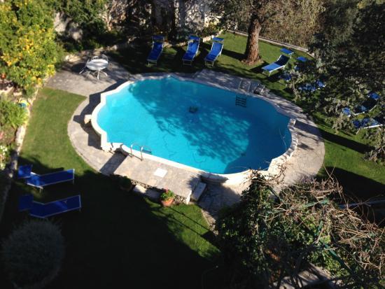 Hotel Villa Clodia: Piscina