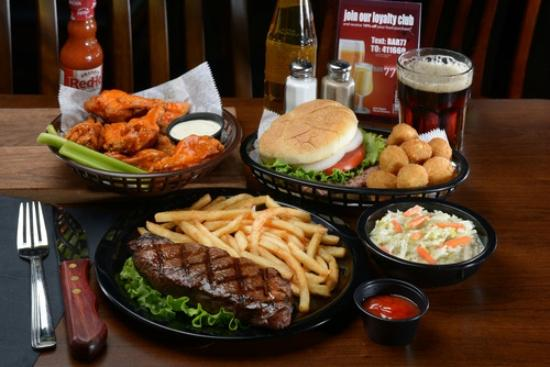 77 Inn & Grill : DAILY SPECIALS AT OUR GRILL