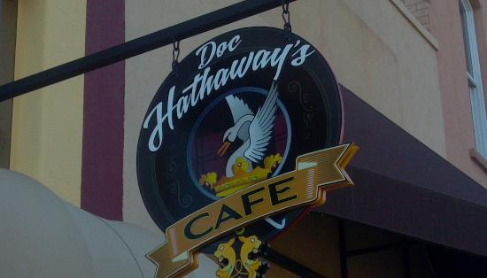 Doc Hathaway's Cafe