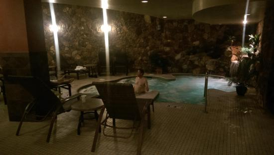 Soothe Spa: The Grotto at a less busy moment