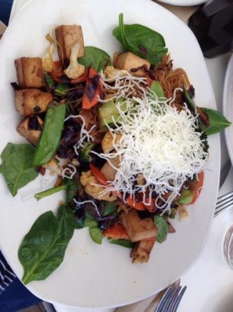 Spring Cafe Aspen: pad thai